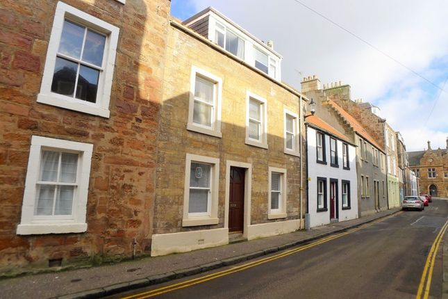 Thumbnail Terraced house for sale in 46 James Street, Anstruther