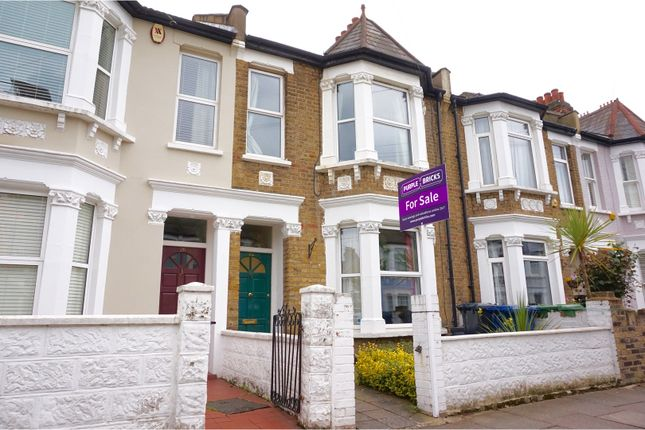 Thumbnail Terraced house for sale in Bridgman Road, Chiswick