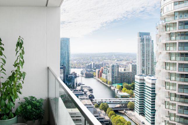 Balcony  of Park Drive, London E14