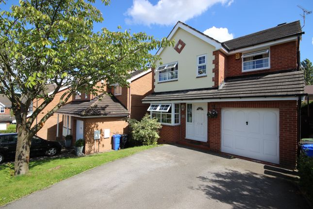 Thumbnail Detached house for sale in Cardwell Avenue, Woodhouse, Sheffield