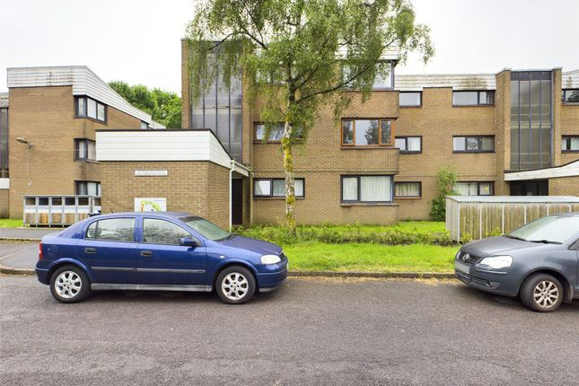 Thumbnail Flat for sale in St. Georges Court, Tredegar, Gwent