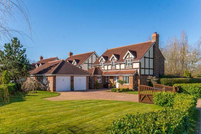 Detached house for sale in Hengistbury Lane, Tattenhoe, Milton Keynes