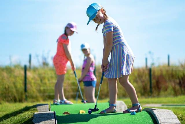 Kids Minigolf 1 of Warners Lane, Selsey, Chichester PO20