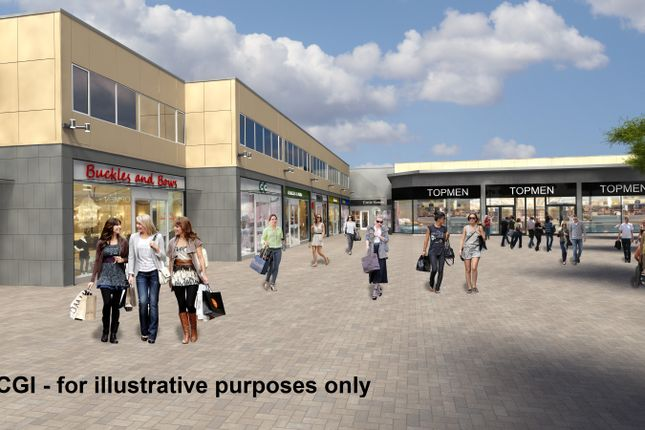 Thumbnail Retail premises to let in Unit 14-16 The Riverside Shopping Centre, Southgate, Sleaford