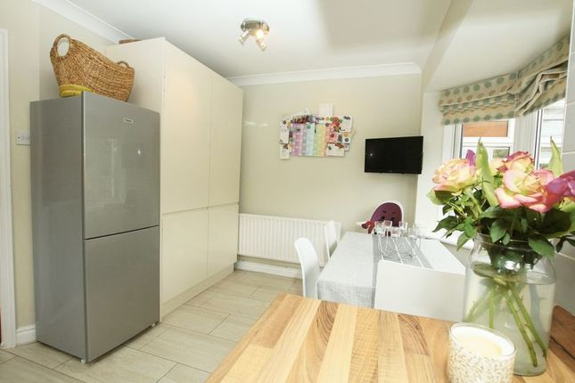 Dining Kitchen of Chapel Lane, Harriseahead, Stoke-On-Trent ST7