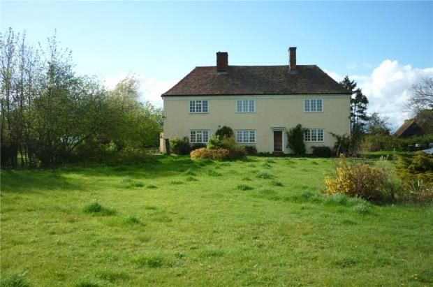 Thumbnail Detached house to rent in Sweet Briar Farm, Old Warden, Biggleswade