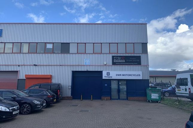 Thumbnail Light industrial to let in 3B Broadfields Court, Bicester Road, Aylesbury, Buckinghamshire