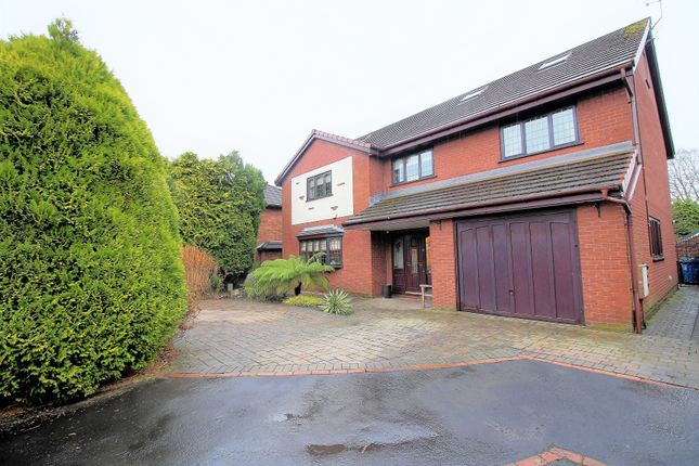 Thumbnail Detached house for sale in Sandy Lane, Astley, Tyldesley, Manchester