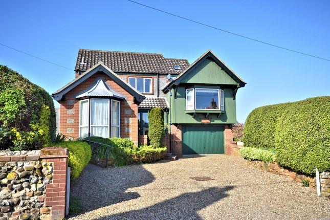 Thumbnail Detached house for sale in Marsh Lane, Burnham Norton, King's Lynn