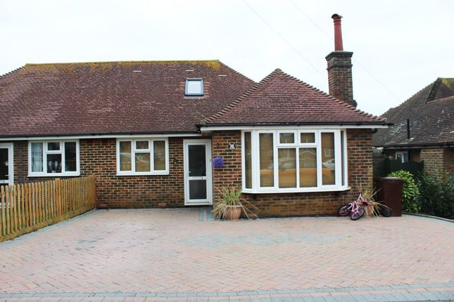 Thumbnail Bungalow to rent in Danecourt Close, Bexhill-On-Sea