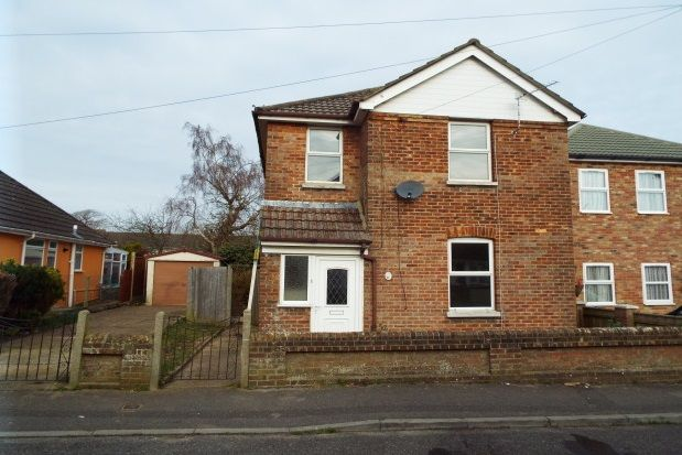 Thumbnail Property to rent in Pembroke Road, Parkstone, Poole