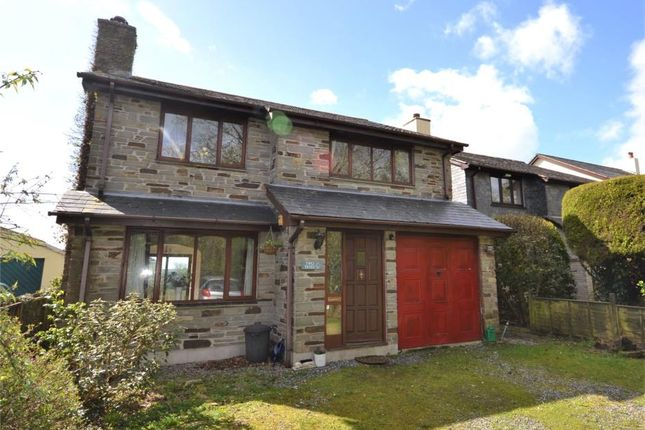Thumbnail Detached house for sale in Lower Metherell, Callington, Cornwall