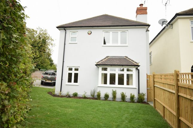 Thumbnail Detached house for sale in West End, Kemsing, Sevenoaks, Kent