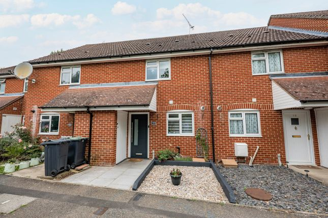 Thumbnail Terraced house for sale in Sycamore Close, Takeley, Bishop's Stortford