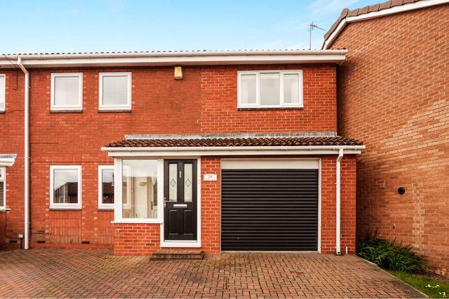Thumbnail Semi-detached house for sale in Regency Drive, Sunderland