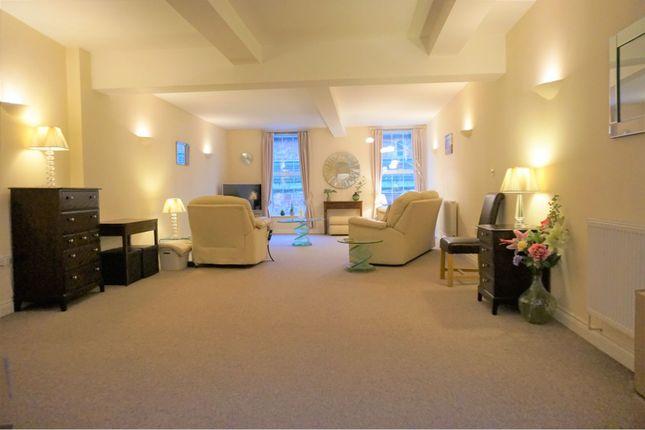 Living Room of 1 Friday Street, Minehead TA24