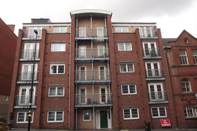 Thumbnail Flat to rent in Bradford Street, Digbeth, Birmingham