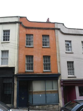 Thumbnail Town house to rent in St. Michaels Hill, Bristol