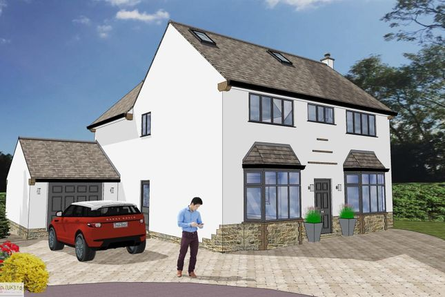 Thumbnail Detached house for sale in Southway, Horsforth, Leeds