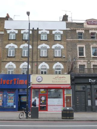 Thumbnail Block of flats for sale in Edgware Road, London