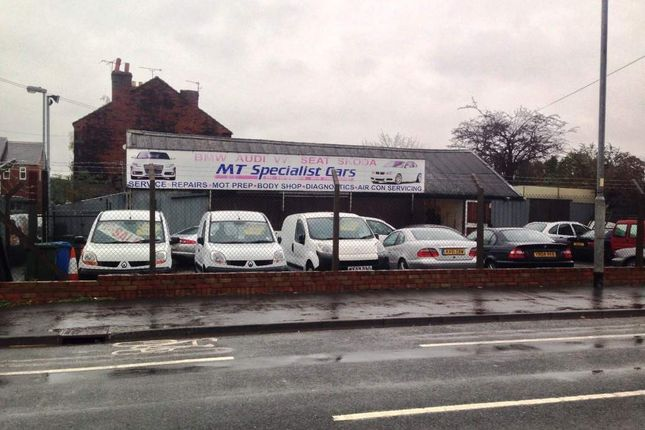 Thumbnail Parking/garage for sale in Castleford WF10, UK