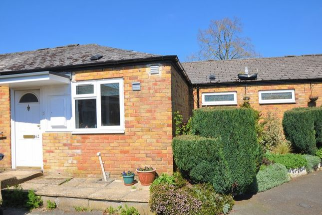 Thumbnail Semi-detached bungalow to rent in Turin Court, Andover