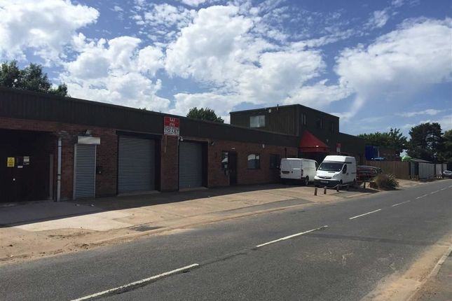 Thumbnail Industrial for sale in Manor House, Manor Road, Atherstone, Warwickshire