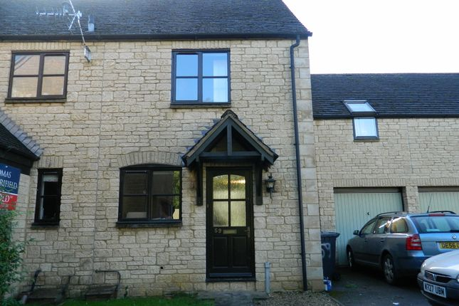 Thumbnail Semi-detached house to rent in Painswick Close, Witney