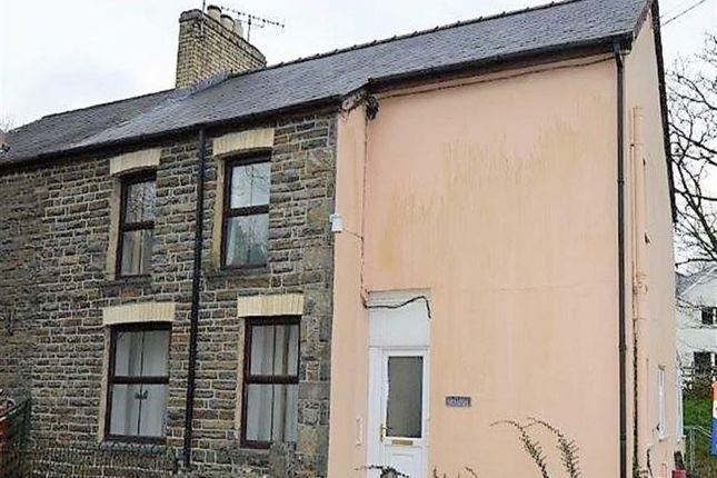 Thumbnail Semi-detached house for sale in Minafon, Lledrod, Aberystwyth