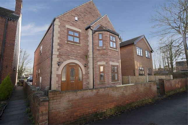 Thumbnail Detached house for sale in Moss Road, Askern, Doncaster, South Yorkshire