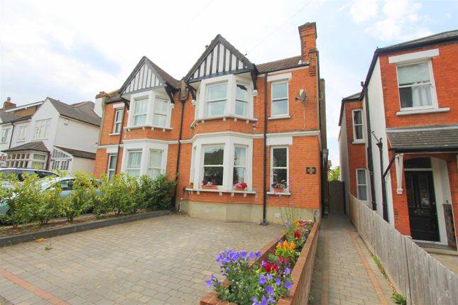 Thumbnail Semi-detached house for sale in Blenheim Gardens, Wallington