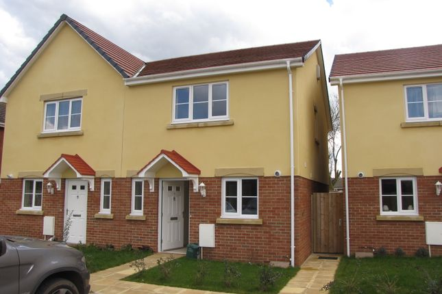 Thumbnail Semi-detached house to rent in Bullfinch Way, Innsworth