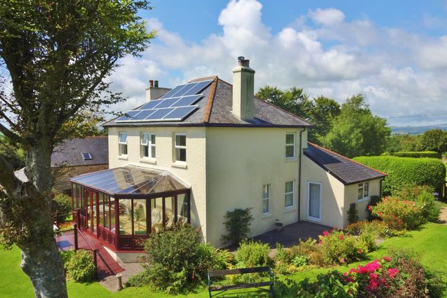 Thumbnail Detached house for sale in Polston Park, Modbury, South Devon