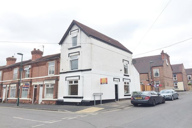 4 bed terraced house to rent in Woodville Road, Sherwood, Nottingham NG5