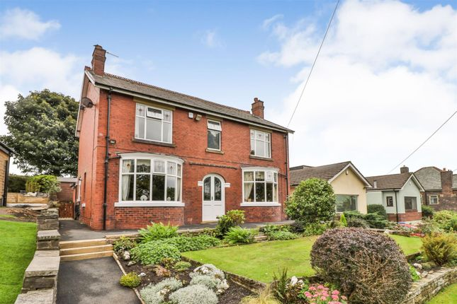 Thumbnail Detached house for sale in Blackstone Edge Old Road, Littleborough
