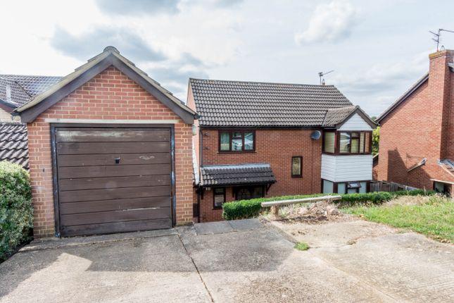 Thumbnail Detached house to rent in Thomas Flawn Road, Irthlingborough, Wellingborough