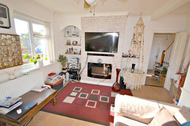 Living Room of Beacon Field, Felixstowe IP11
