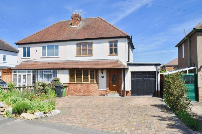Thumbnail Semi-detached house for sale in Badsey Lane, Evesham