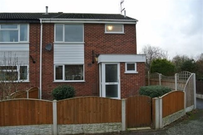3 bed semi-detached house to rent in Melbourne Court, Long Eaton, Nottingham