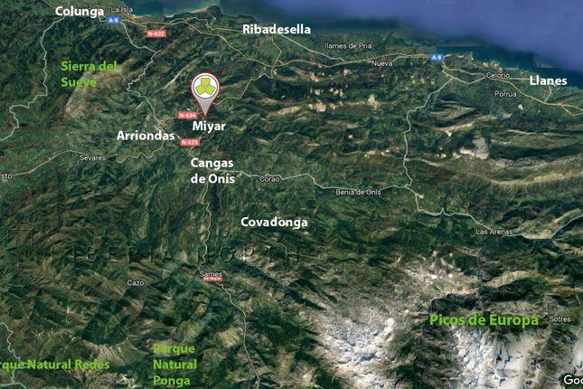 Wider Area of Miyar, Cangas De Onís, Asturias, Spain