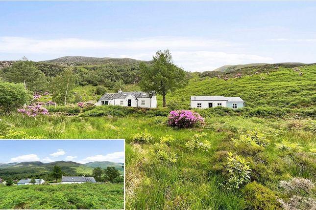 Thumbnail Cottage for sale in Kinlochleven, Argyllshire, Highland, 4Se