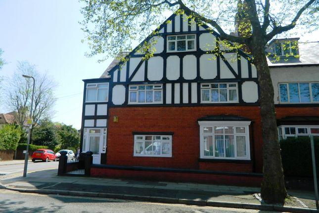 Thumbnail Flat to rent in Heathfield Road, Wavertree, Liverpool