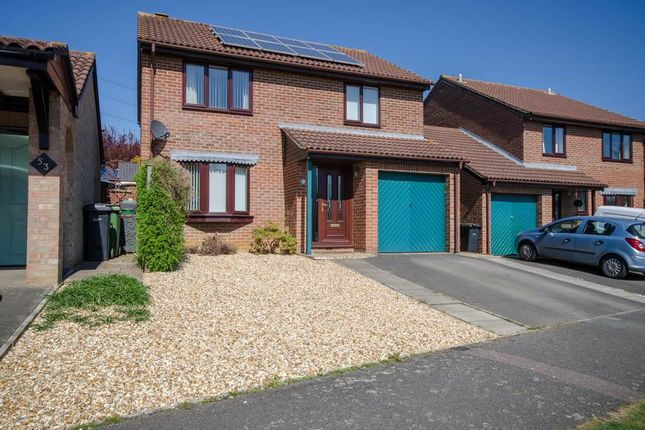 Thumbnail Detached house for sale in Fogwell Road, Botley, Oxford