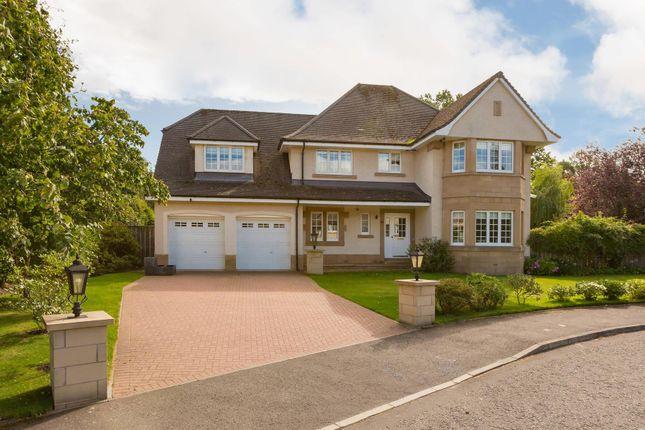 Thumbnail Detached house for sale in Dalhousie Crescent, Eskbank