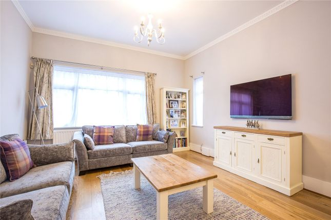 Thumbnail End terrace house for sale in Selborne Road, Alexandra Park, London