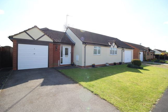 Thumbnail Bungalow for sale in Leyland Road, Bulkington, Bedworth