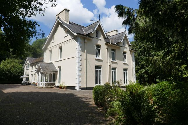 Thumbnail Detached house for sale in Rhosmaen, Llandeilo