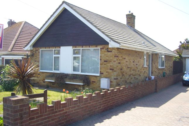 Thumbnail Bungalow to rent in Capel Avenue, Peacehaven