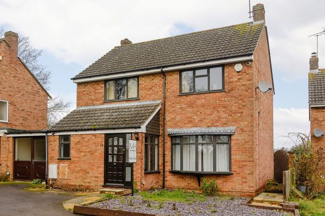 Thumbnail Detached house for sale in Honeythorn Close, Hempsted, Gloucester