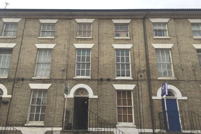 Thumbnail Studio to rent in St Georges Street, Ipswich